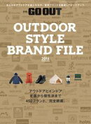 GO OUT�����Խ� OUTDOOR STYLE BRAND FILE 2016
