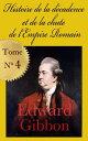 Histoire de la d?cadence et de la chute de l'Empire romain (1776) - Tome 4