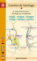 Camino de Santiago Maps - 2016 edition