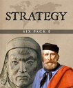 Strategy Six Pack 5 (Illustrated)A Treatise on Tactics, The English Civil War, Genghis Khan, The Boer War, Morgan's Raid and More