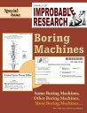 西洋書籍 - Annals of Improbable Research, Vol. 19, No. 3Special Boring Machines Issue【電子書籍】[ Marc Abrahams ]