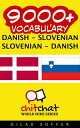 9000+ Vocabulary Danish - Slovenian