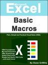 Microsoft Excel Basic Macros
