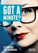Got a minute ?