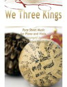 We Three Kings Pure Sheet Music for Piano and Viola, Arranged by Lars Christian Lundholm【電子書籍】[ Lars Christian Lundholm ]