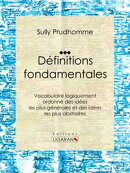 D���finitions fondamentales