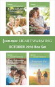 Harlequin Heartwarming October 2018 Box SetThe Rancher 039 s Redemption Her Lawman Protector Coming Home to You Tennesse Vet【電子書籍】 Melinda Curtis