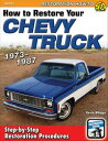 How to Restore Your Chevy Truck: 1973-1987【電子書籍】[ Kevin Whipps ]