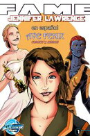 Jennifer Lawrence comic biografia: Colecci���n Fame. Jennifer Lawrence