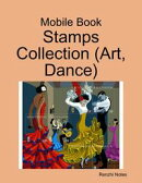 Mobile Book: Stamps Collection (Art, Dance)