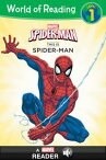 World of Reading Spiderman: This is Spider-ManA Marvel Read Along (Level 1)【電子書籍】[ Marvel Press ]
