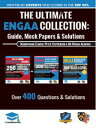 The Ultimate ENGAA Collection 3 Books In One, Over 500 Practice Questions & Solutions, Includes 2 Mock Papers, 2019 Edition, Engineering Admissions Assessment, UniAdmissions