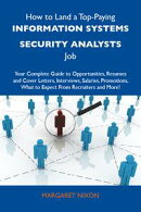 How to Land a Top-Paying Information systems security analysts Job: Your Complete Guide to Opportunities, Re��
