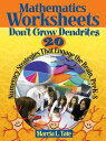 Mathematics Worksheets Don't Grow Dendrites20 Numeracy Strategies That Engage the Brain, PreK-8