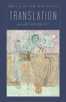 Translation: Matthew Minicucci: Winner of the 2014 Stan and Tom Wick Poetry Prize