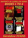 樂天商城 - RAFFERTY & LLEWELLYN SERIES BOXED SET BOOKS 1 to 4British Detective Series【電子書籍】[ Geraldine Evans ]