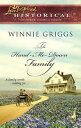The Hand-Me-Down Family【電子書籍】[ Winnie Griggs ]