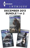 Harlequin Intrigue December 2013 - Bundle 1 of 2