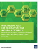 Operational Plan for Agriculture and Natural Resources