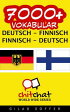 7000+ Vokabular Deutsch - Finnisch【電子書籍】[ Gilad Soffer ]