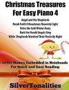 Christmas Treasures for Easy Piano 4