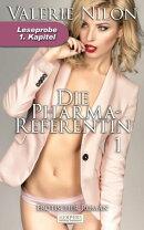Die Pharma-Referentin - Erotischer Roman: 1. Kapitel - Leseprobe