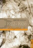 Elbesz���l���sek 1922-1926