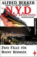 N.Y.D - Zwei F���lle f���r Bount Reiniger (New York Detectives)