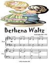 Bethena Waltz - Easiest Piano Sheet Music Junior Edition