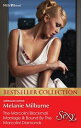 Melanie Milburne Bestseller Collection 201209/The Marcolini Blackmail Marriage/Bound By The Marcolini Diamonds