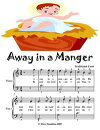 Away In a Manger - Easiest Piano Sheet Music Junior Edition