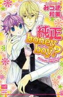 純正honeyboy?
