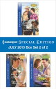 Harlequin Special Edition July 2015 - Box Set 1 of 2The Maverick 039 s Accidental Bride The M.D. 039 s Unexpected Family Daddy Wore Spurs【電子書籍】 Christine Rimmer