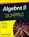 Algebra II For Dummies【電子書籍】[ Mary Jane Sterling ]