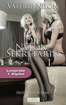 Die Nylon-Sekret���rin - Erotischer Roman: 1. Kapitel - Leseprobe