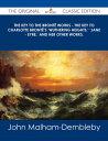 書, 雜誌, 漫畫 - The Key to the Bront? Works - The Key to Charlotte Bront?'s 'Wuthering Heights,' 'Jane - Eyre,' and her other works. - The Original Classic Edition【電子書籍】[ John Malham-Dembleby ]