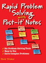 Rapid Problem Solving With Post-it Notes【電子書籍】 David Straker