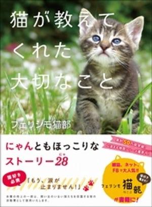 猫が教えてくれた大切なこと【電子書籍】[ フェリシモ猫部 ]