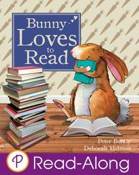Bunny Loves to Read【電子書籍】[ Peter Bently ]