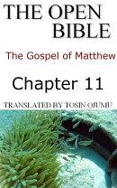 The Open Bible: The Gospel of Matthew: Chapter 11