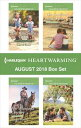 Harlequin Heartwarming August 2018 Box SetThe Rancher 039 s Twins Her Montana Cowboy The Lawman 039 s Secret Vow Nice to Come Home To【電子書籍】 Carol Ross