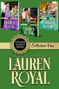 Chase Family Boxed Set One: The JewelsAmethyst, Emerald, and Amber【電子書籍】[ Lauren Royal ]