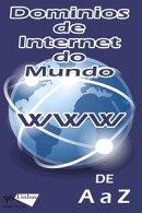 Dominios de internet do Mundo