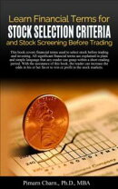 Learn Financial Terms for Stock Selection Criteria and Stock Screening Before Trading