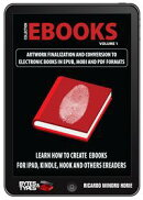 eBooks Collection - Artwork finalization and conversion to electronic books in ePub, Mobi and PDF