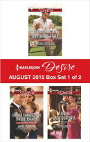 Harlequin Desire August 2015 - Box Set 1 of 2
