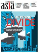 Development Asia��Deepening Divide: Can Asia Beat the Menace of Rising Inequality?
