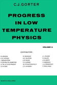 Progress in Low Temperature Physics【電子書籍】[ Gorter, C J ]