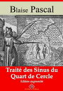 Trait? des sinus du quart de cercleNouvelle ?dition enrichie | Arvensa Editions【電子書籍】[ Blaise Pascal ]