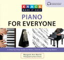 Knack Piano for EveryoneA Step-by-Step Guide to Notes, Chords, and Pla...